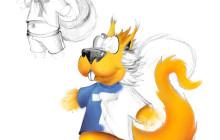 trident mascota 1