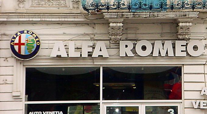alfa romeo copy