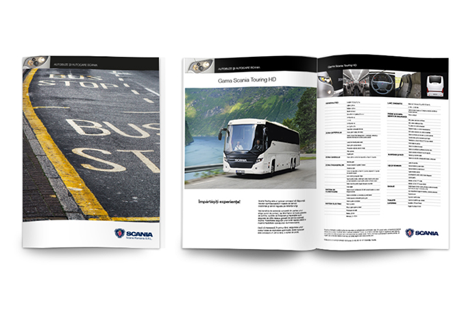 Brosura Scania buses